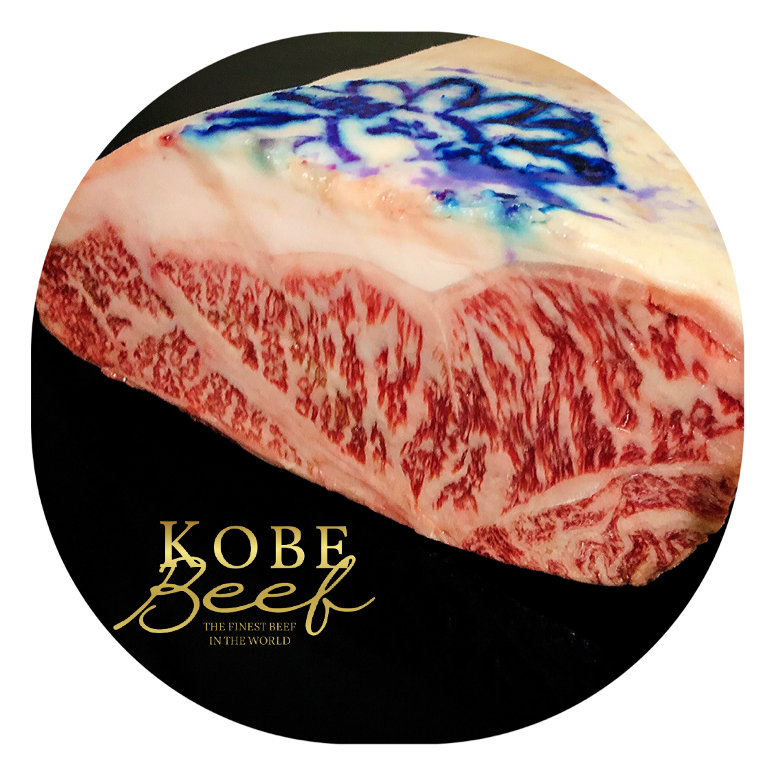 Kobe Beef® Striploin A5 250g-350g